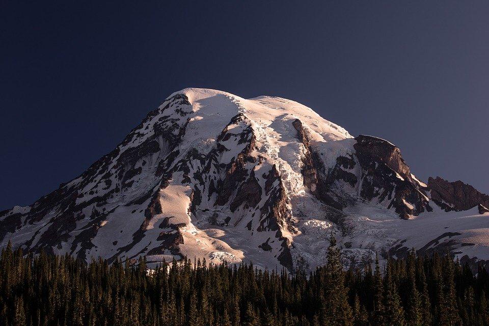 Mt. Rainier in Seattle
