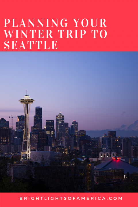 Everything you need to see, do and eat to have a great #winter trip to #Seattle