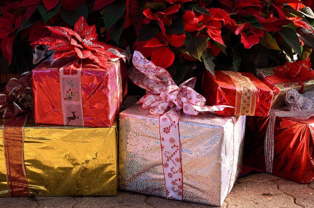 Posting Christmas Presents Home to Australia