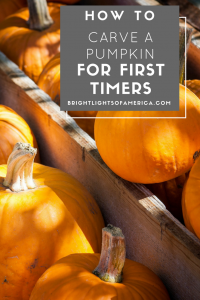 Carve a pumpkin | pumpkin carving | first Halloween | Halloween for expats | Aussie | Expat | Aussie Expat in US | expat life