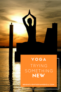 Yoga | New hobbies | Meditation | Trying something new | Aussie | Expat | Aussie Expat in US | expat life