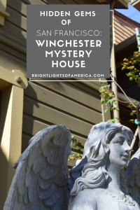 Winchester | Winchester Mystery House | San Francisco Winchester Mystery House | Things to do in San Francisco | Sightseeing in San Francisco | SF holiday | SF Vacation | Aussie | Expat | Aussie Expat in US | expat life