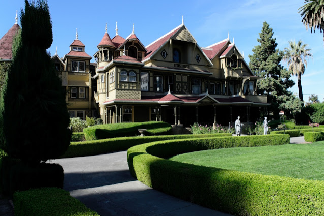 Hidden Gems of San Francisco: Winchester Mystery House