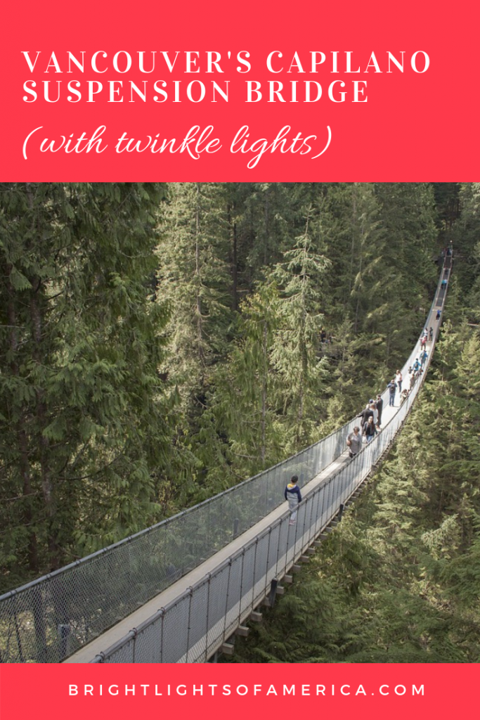 Vancouver's #Capilano Suspension Bridge. Everything to see and do, and where to get discounted tickets