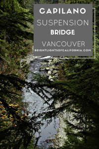 Vancouver vacation | Canada holidays | Capilano Suspension Bridge | vacation | holidays | Aussie | Expat | Aussie Expat in US | expat life