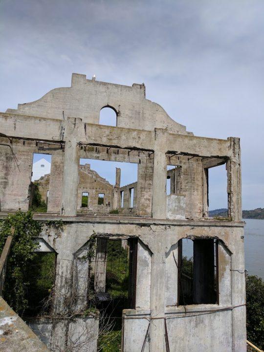 Alcatraz Island Officer's Club
