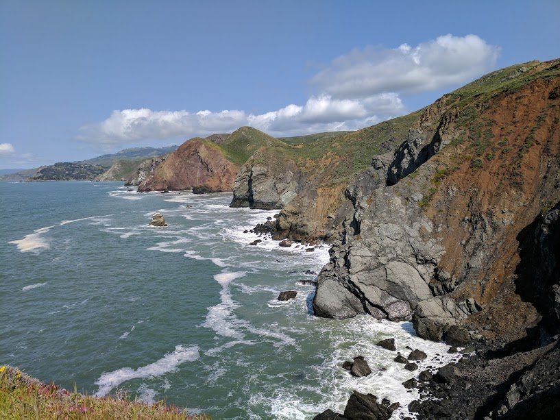 Hidden Gems of San Francisco: Hiking Marin Headlands Rodeo Beach – Bright Lights of America