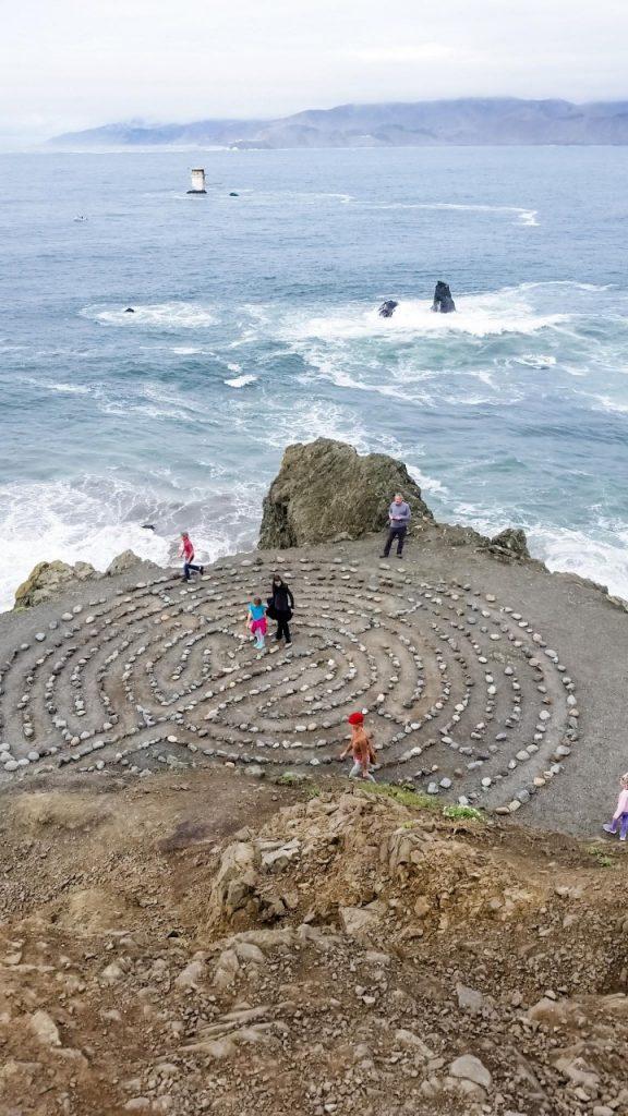 Lands End Labyrinth, San Francisco