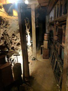 Old mine shaft, sonora