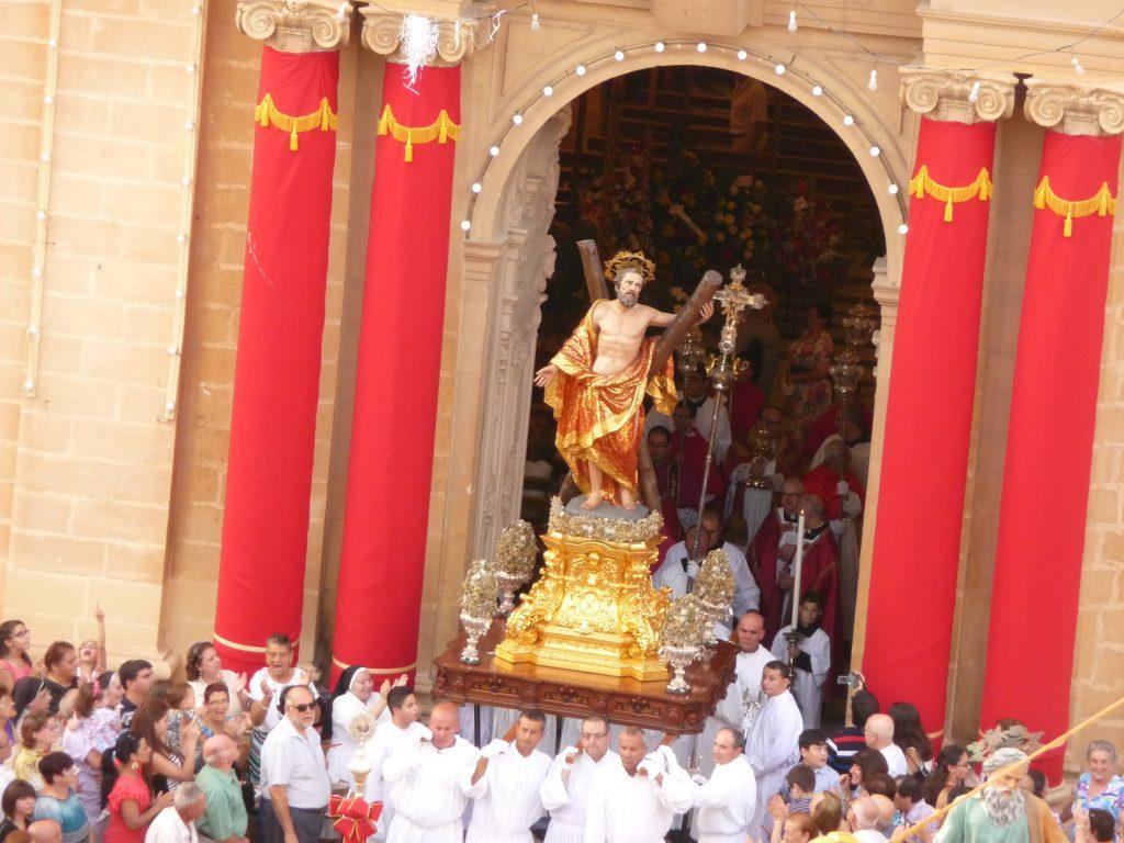 Procession, Malta