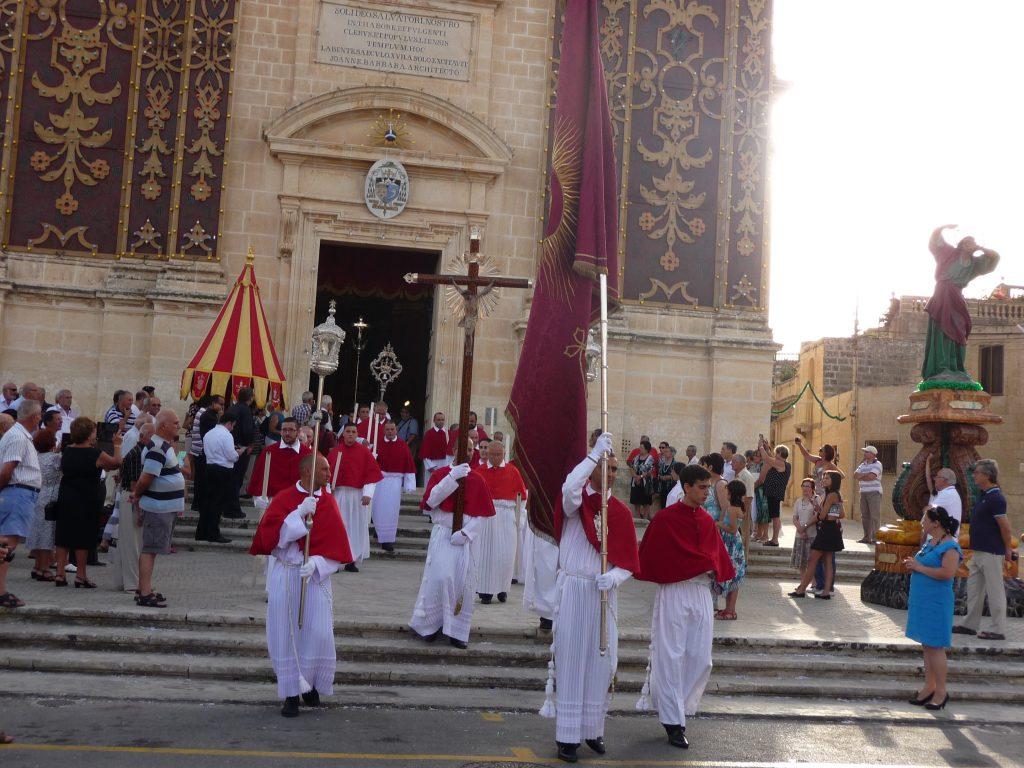 Maltese procession