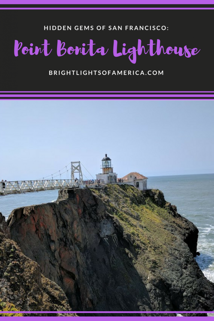 SF | Lighthouse | San Francisco | Things to do in San Francisco | Hidden gems of San Francisco | Point Bonita Lighthouse | Aussie Expat | Aussie | Expat | Aussie Expat in US | expat life