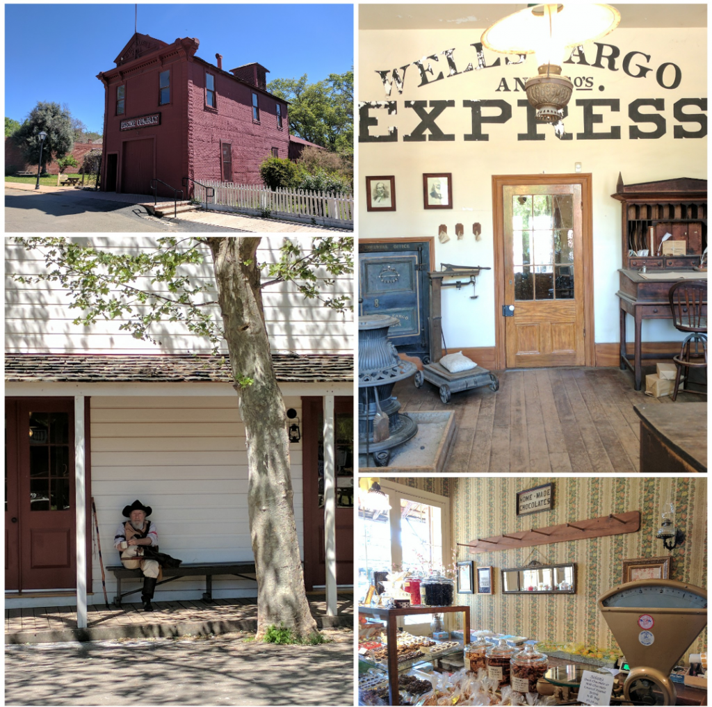 Gold Rush Ghost Town