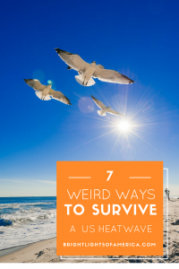 Heatwave | beat the heat | tips to stay cool | staying cool | West Coast heatwave | too hot | summer | sunny | Aussie | Expat | Aussie Expat in US | expat life