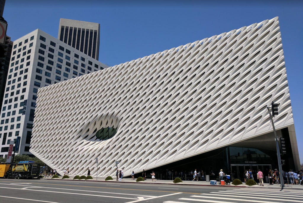 The-broad-museum