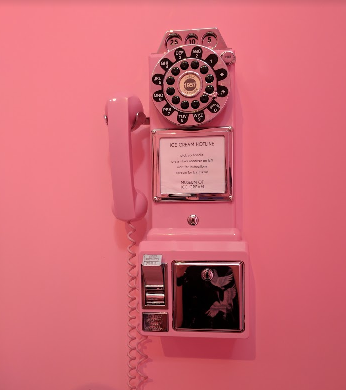 ice cream museum phone