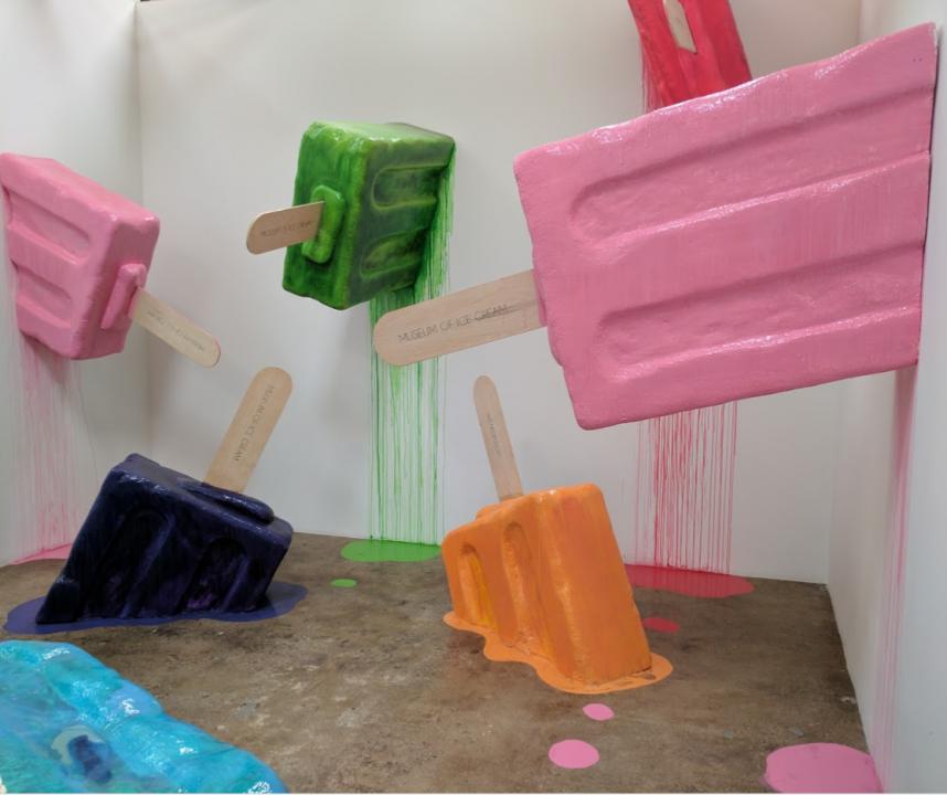 ice cream museum popsicles