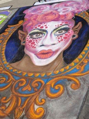 4th-of-july-chalk-art