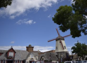 California-road-trip-solvang-historic-town