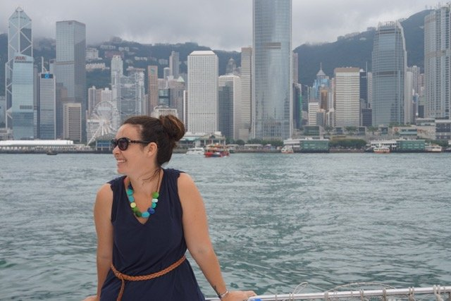 """Trailing spouse"" in Hong Kong: making new friends"