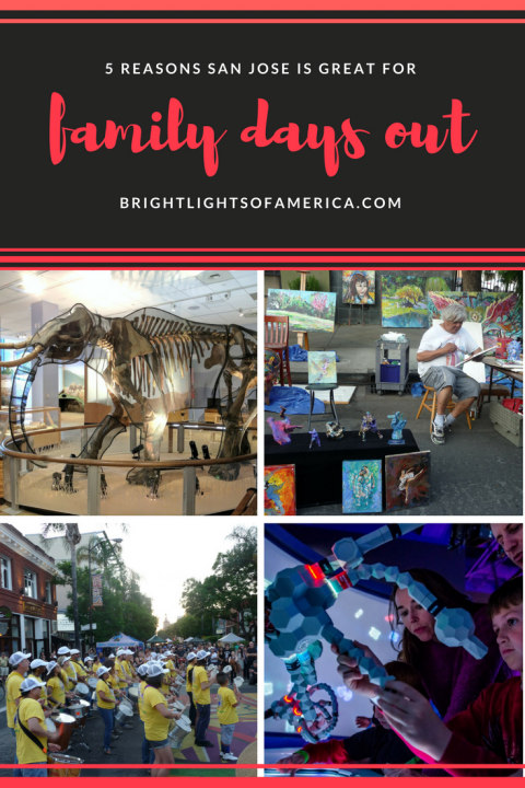 family days out | San Jose | Things to do with kids in San Jose | Children's Museum | Tech Museum of Innovation | San Jose | Art experiences | Aussie | Expat | Aussie Expat in US | expat life