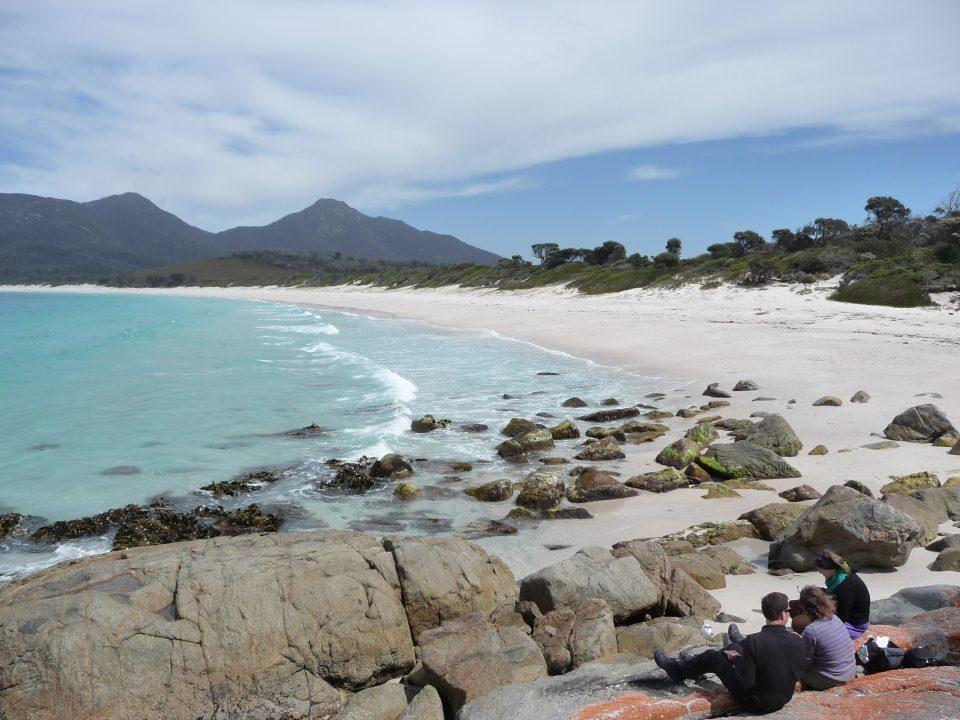 Wineglass Bay Tasmania Road Trip