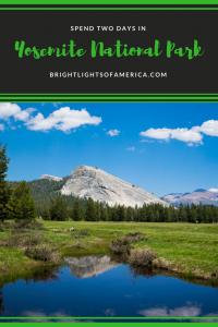 Two days in Yosemite | Mountains | Yosemite Valley | Valley | River | Yosemite camping | Yosemite National Park | Aussie Expat | Aussie | Expat | Aussie Expat in US | expat life