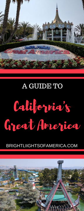 Theme Parks | Great America | California's Great America | Things to do in San Francisco | Amusement Parks | Roller Coasters | rides | Water park | Aussie Expat | Aussie | Expat | Aussie Expat in US | expat life