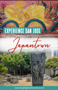Great things to see and do in #Japantown #SanJose in California