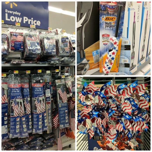 Walmart-patriotism