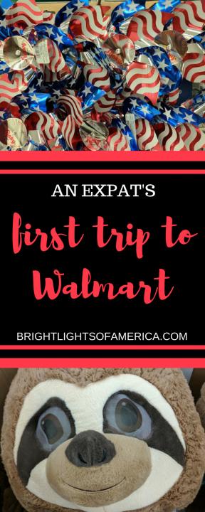 Walmart | shopping | US stores | US shops | Shopping in America | Aussie Expat | Aussie | Expat | Aussie Expat in US | expat life