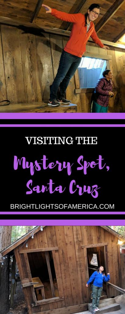 The Mystery Spot | Santa Cruz | Gravity | Redwoods | Tourist spots | Aussie | Expat | Aussie Expat in US | expat life