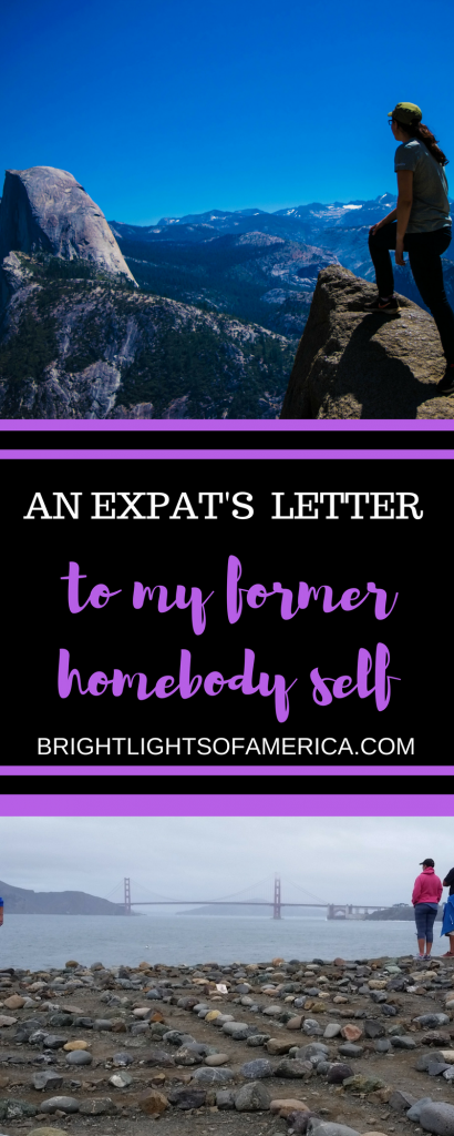 Expat | letter | homebody | expat advice | expat life | Aussie expat | living overseas | living abroad