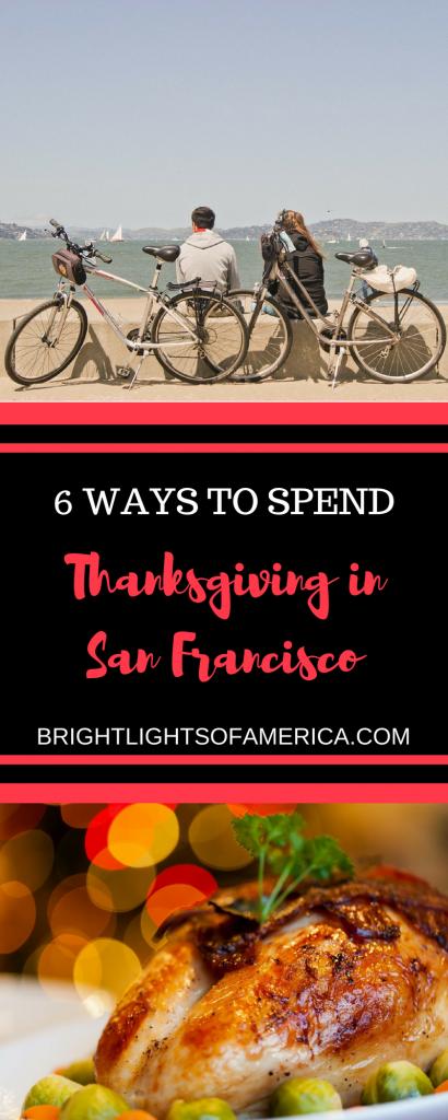 Thanksgiving |Thanksgiving in San Francisco | San Francisco | things to do on Thanksgiving in San Francisco | Aussie | Expat | Aussie Expat in US