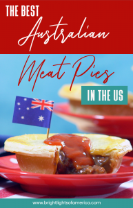 Where to find #Australian #MeatPies and sausage rolls in #America. #Expats