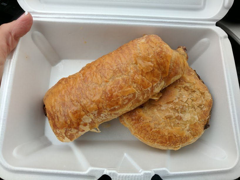 Celebrate Australia Day in the US with meat pies and sausage rolls