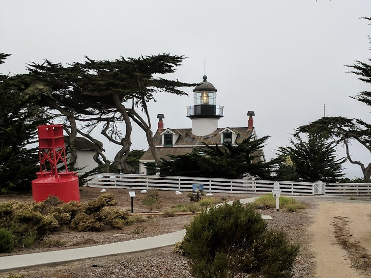 Point Pinos Lightstation near Carmel-by-the-Sea