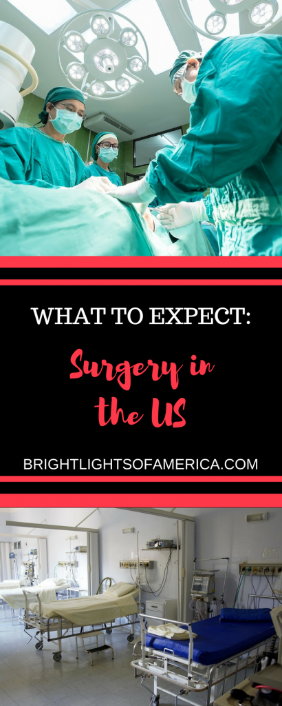 Surgery | Surgery in the US | Hospital | US hospital | health insurance | Aussie | Expat | Aussie Expat in US | expat life