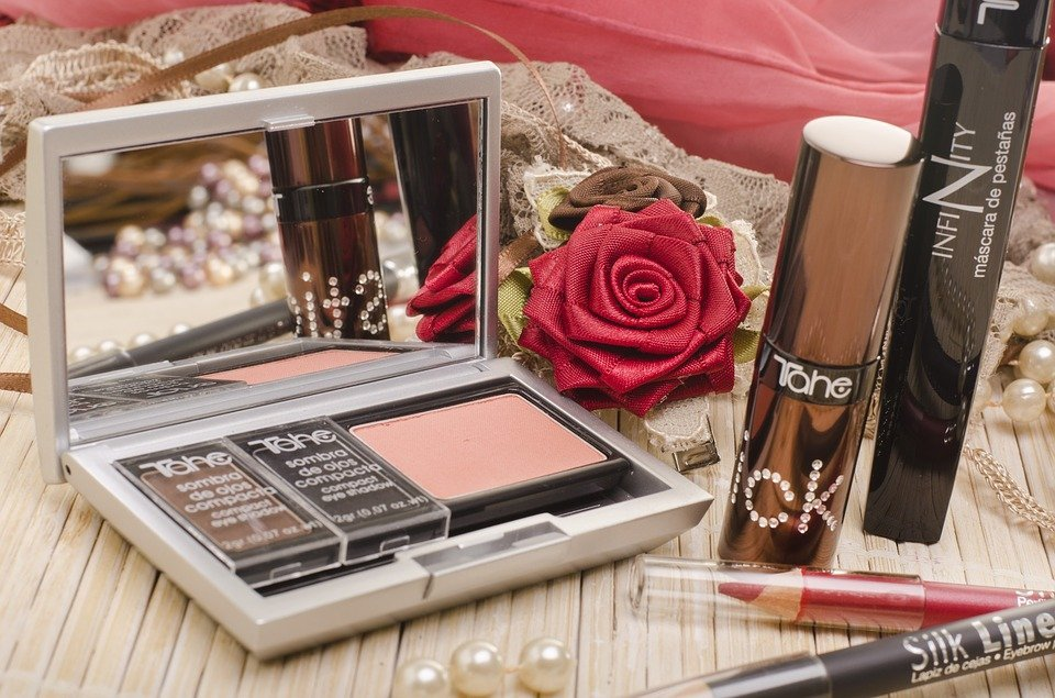 Beauty products in US Stores