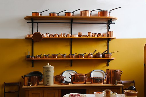 Kitchenware in US Stores