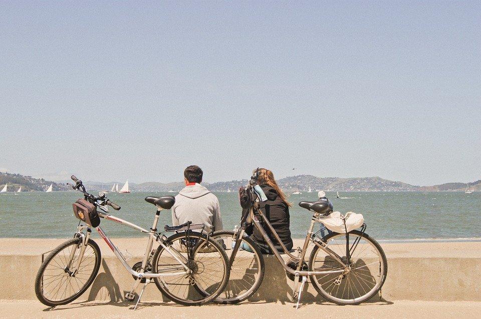 Bike San Francisco for Thanksgiving