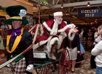Best Christmas Activities in San Francisco