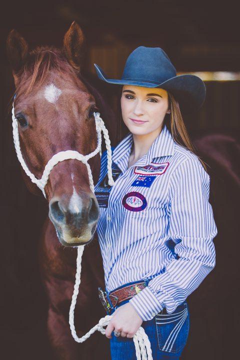 Chloe Cox, Rodeo