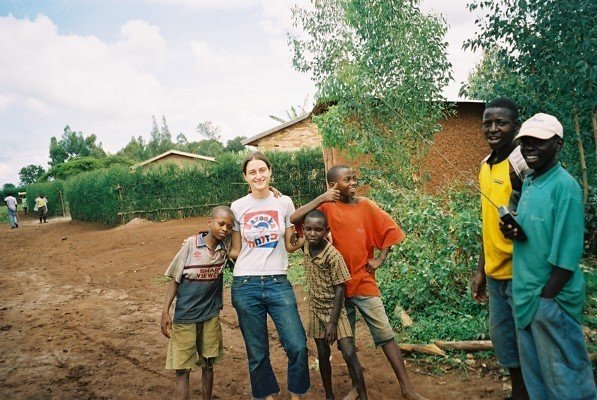 Cassie experienced extreme reverse culture shock upon returning to the UK from Rwanda