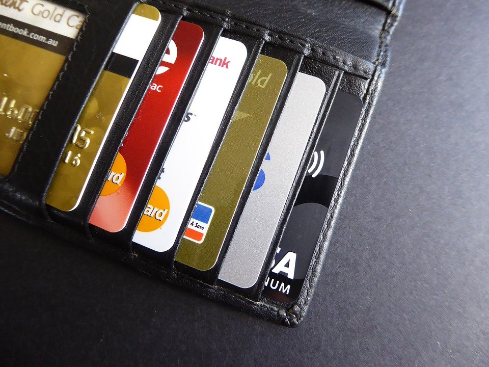 US Credit cards and banking