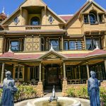 Winchester Mystery House picture gallery