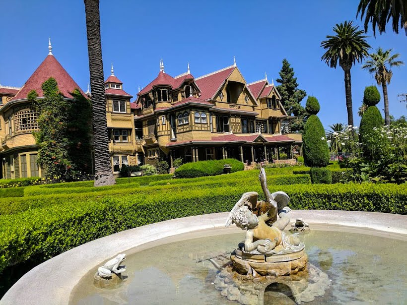 Winchester House Virtual Tour
