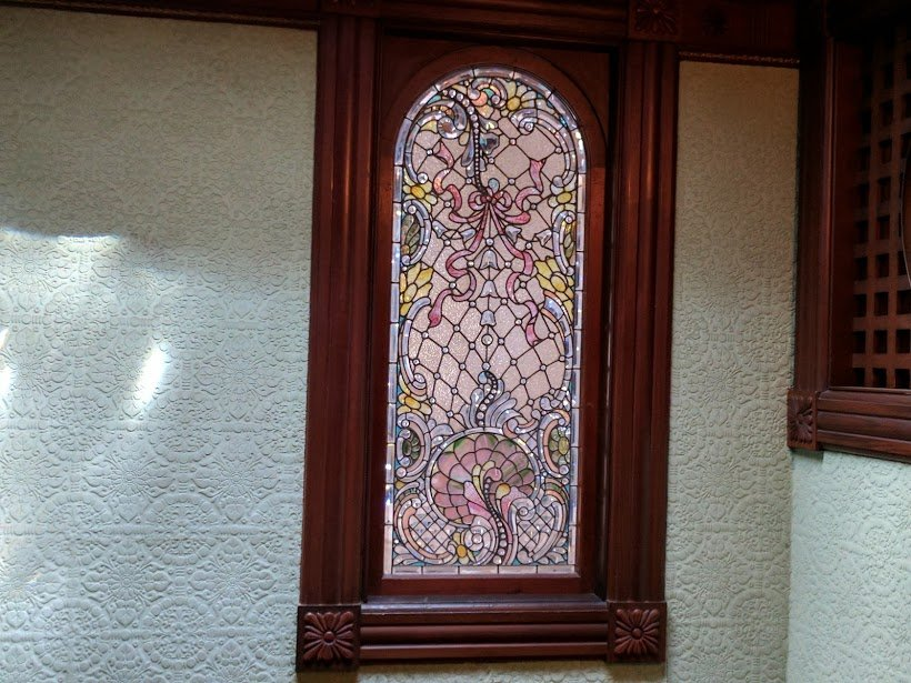 Winchester House most expensive window