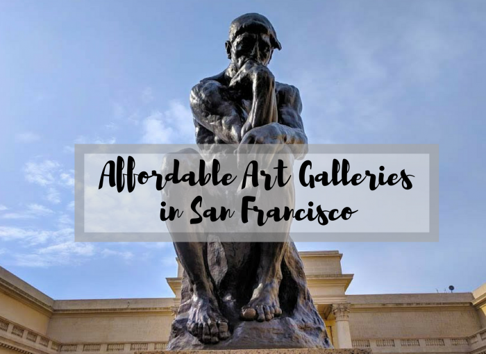 Affordable San Francisco Art Galleries
