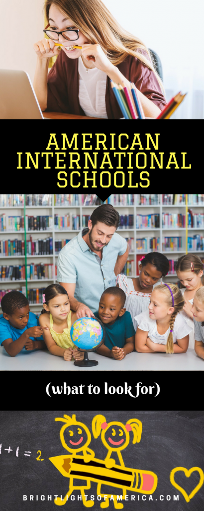 School in the US | International Schools | American International Schools | US Schools for expat kids | Aussie | Expat | Aussie Expat in US | #SchoolsforExpats | #USSchools | #InternationalSchools | expat life